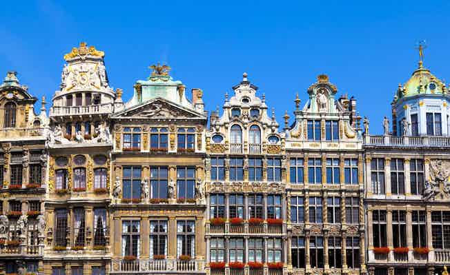 brussels houses