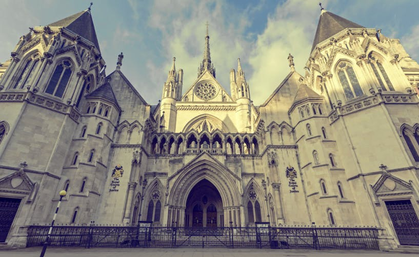 royal courts of justice - The Lawyer Top 20 Cases