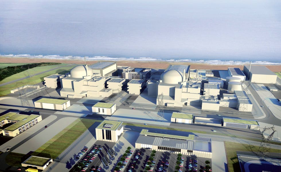 Hinkley Point C plans