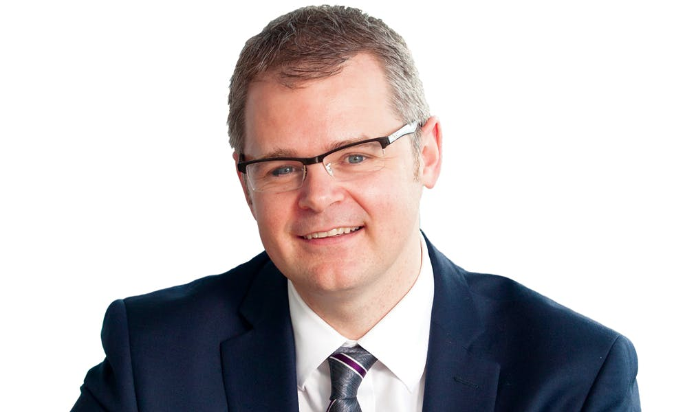 Chris Harte, CEO, Morton Fraser
