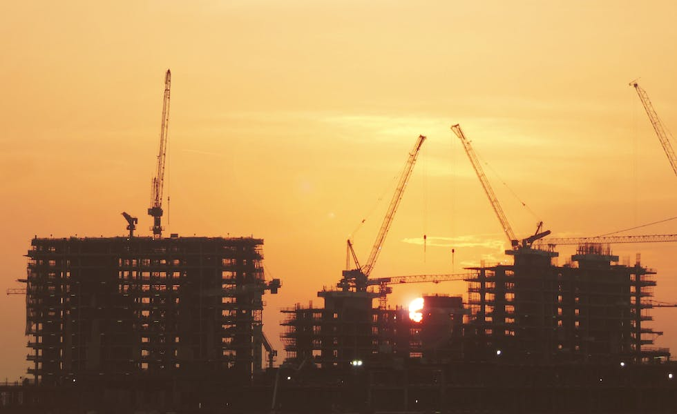 UK construction and infrastructure industry