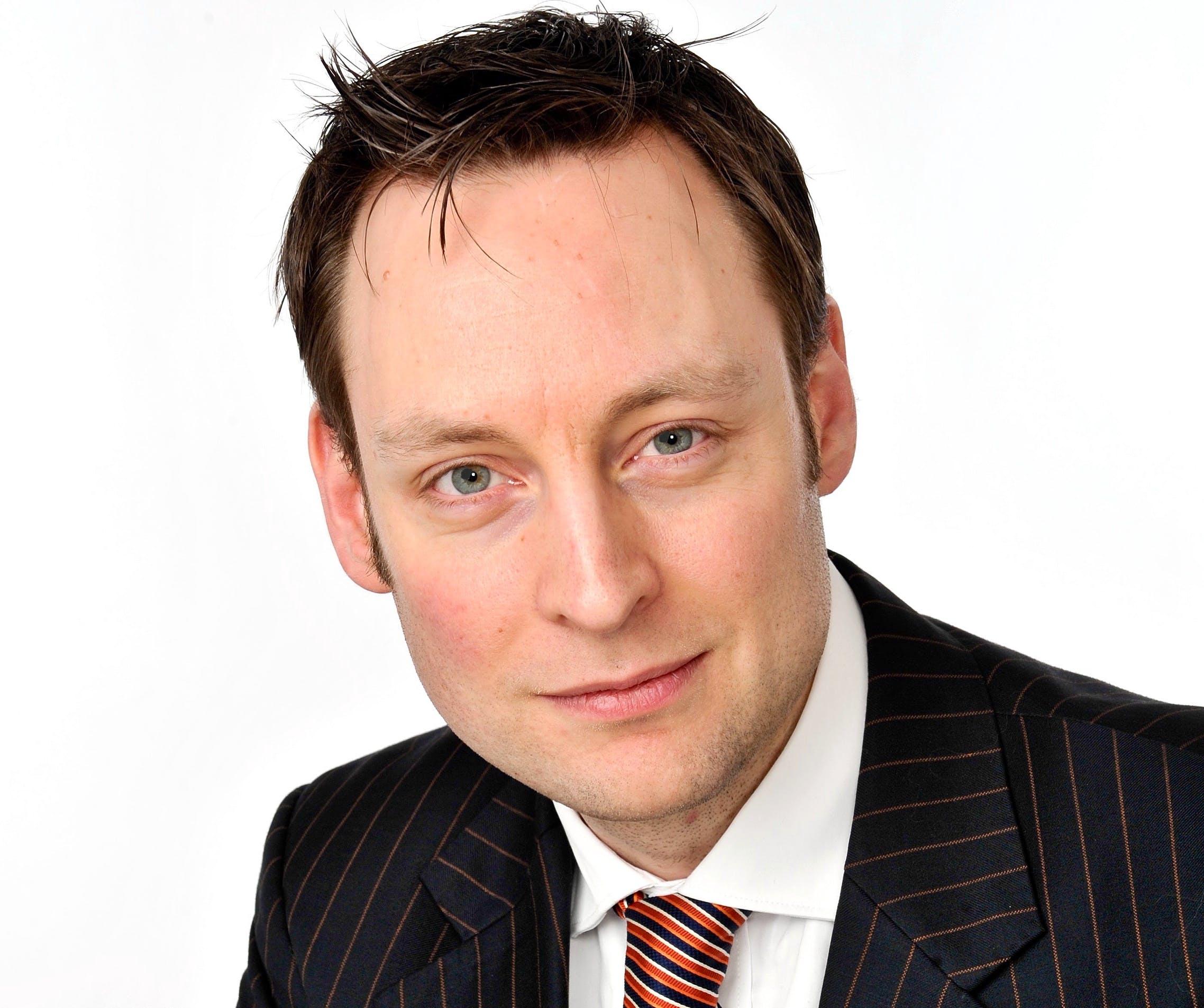 Liam Kerr MSP