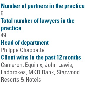 The Lawyer Awards 2016: transactional teams – The Lawyer