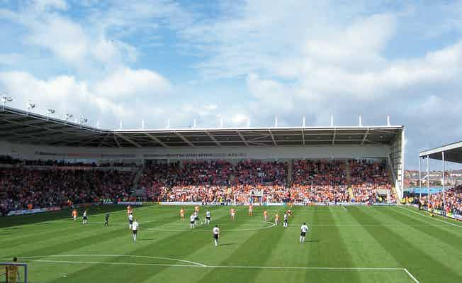 Blackpool Football Club, premier league