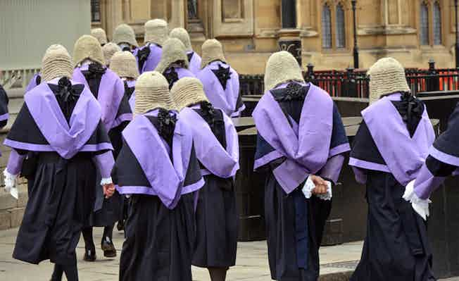 law school reform, barristers