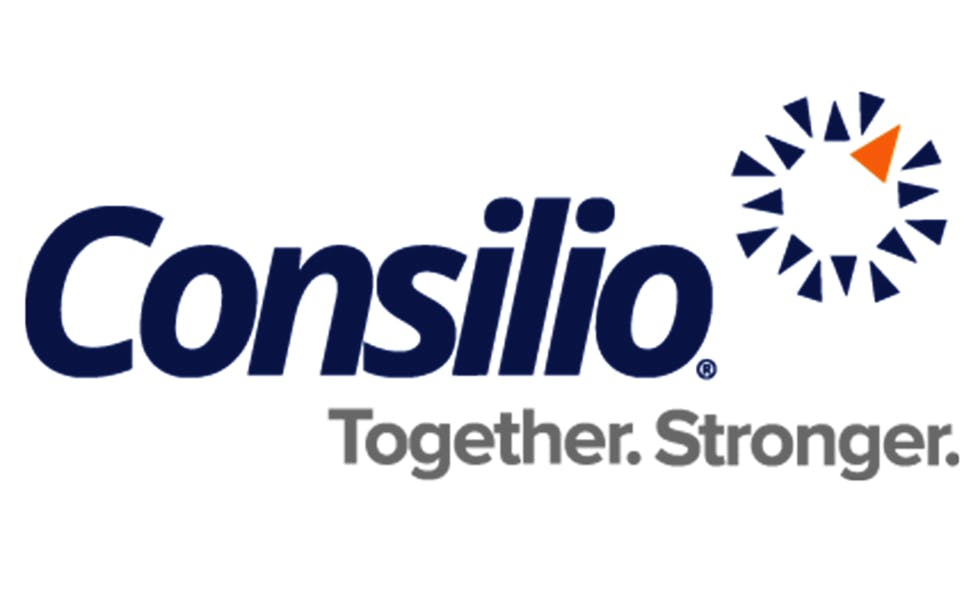 Consilio logo, The Lawyer FTSE 100 report, sponsor