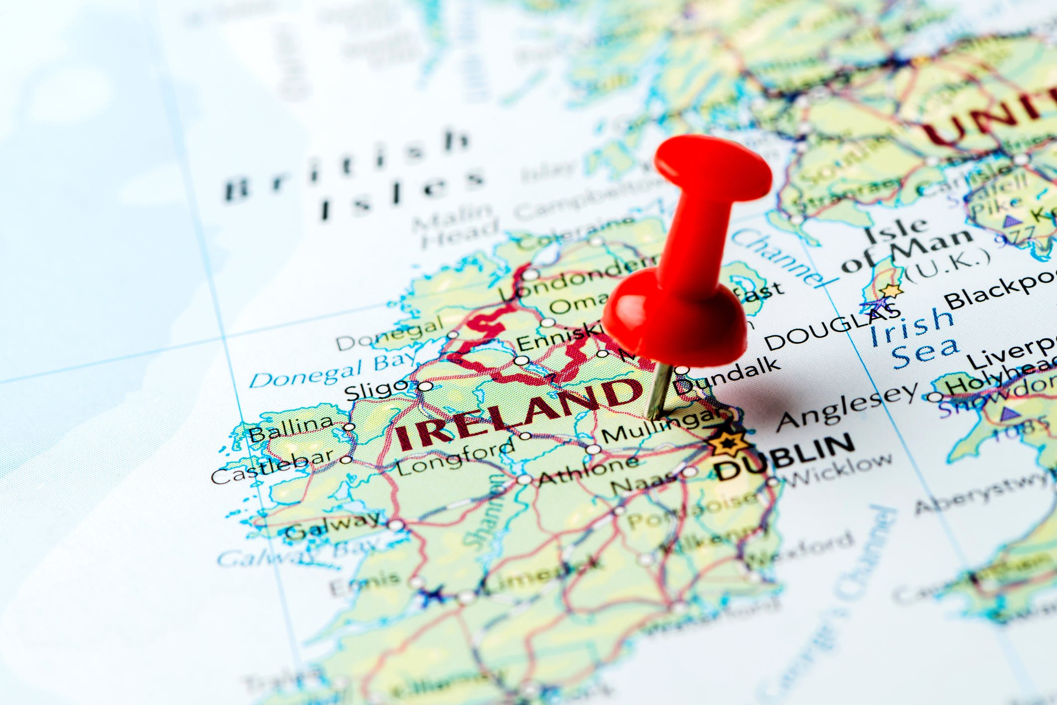 Investing in Ireland, setting up business in Ireland