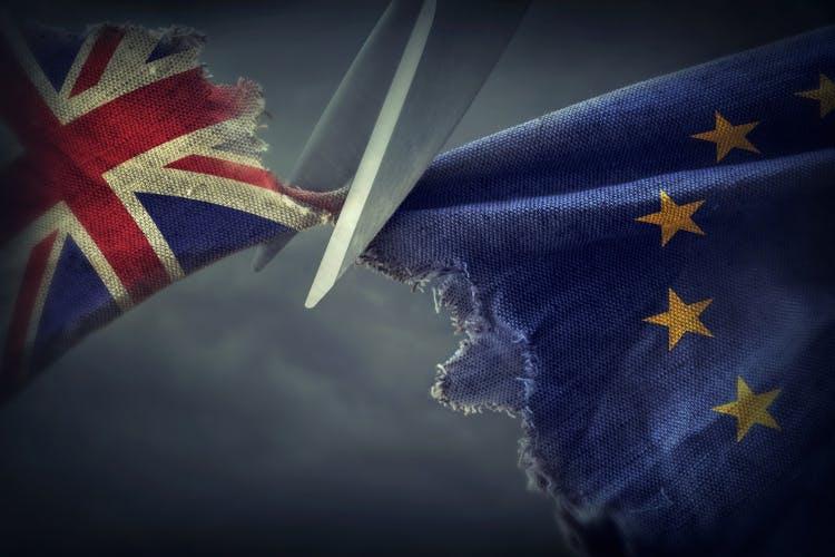 Brexit - UK leaving the EU