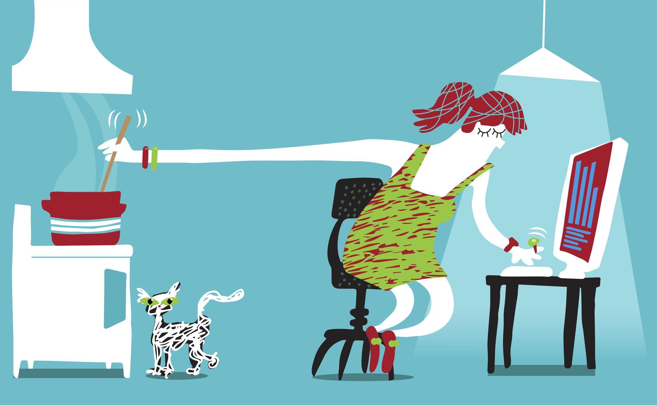 agile working, flexible, home, freelance lawyering