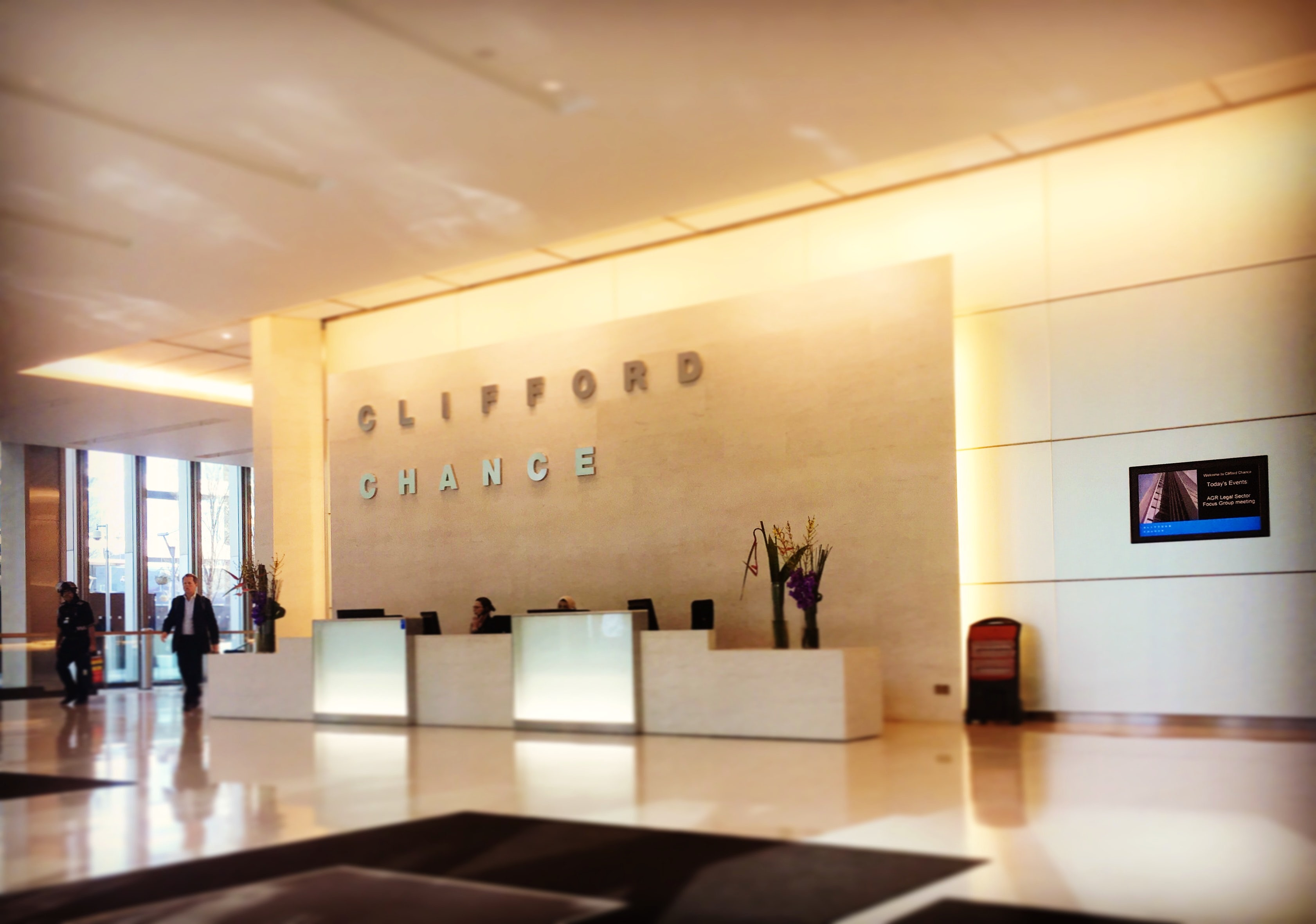 Clifford Chance Luxembourg