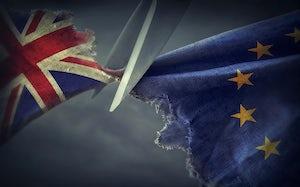 Brexit illustration for legal technology litigation law firms feature