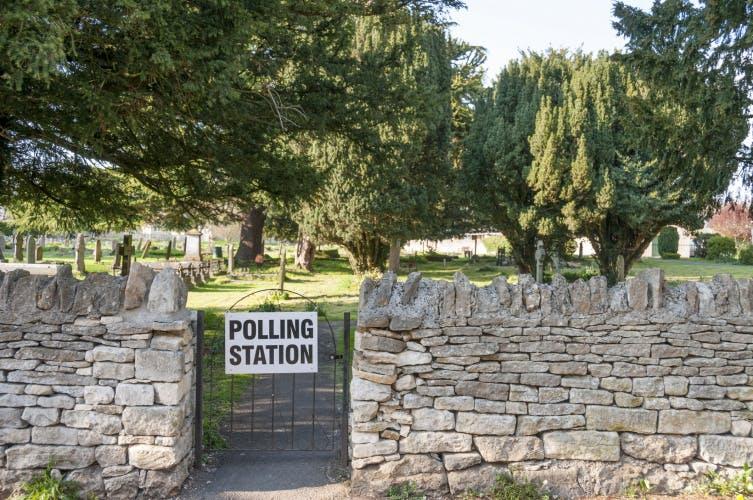election 2017, vote