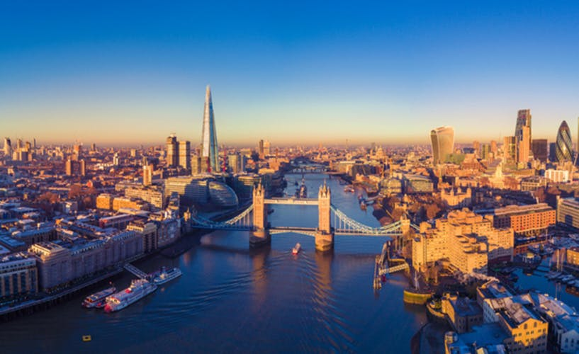 top US law firms in London 2017