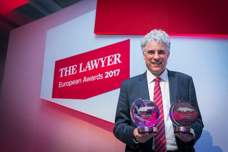 The Lawyer European Awards