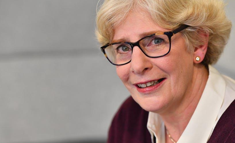 Susan Crichton, GC at TSB