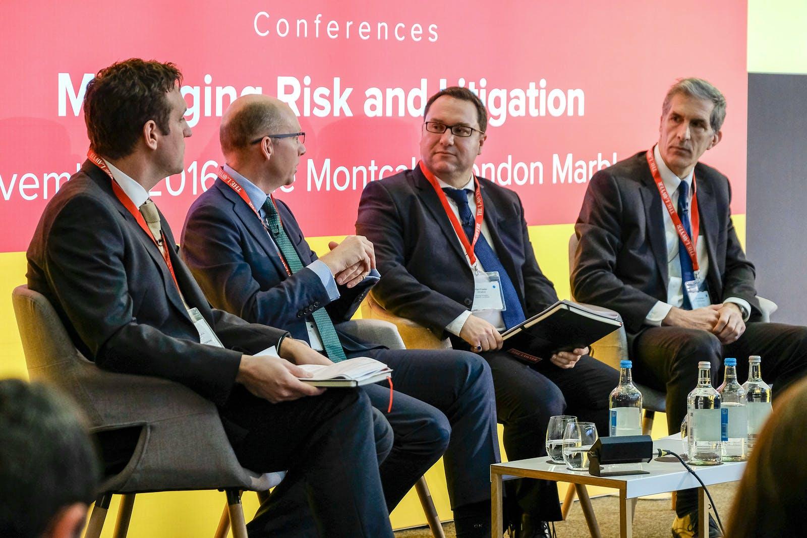 Managing Risk and Litigation