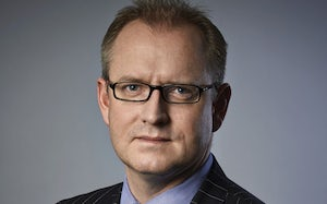 Craig Earnshaw from FTI Consulting, for legal technology litigation law firms feature