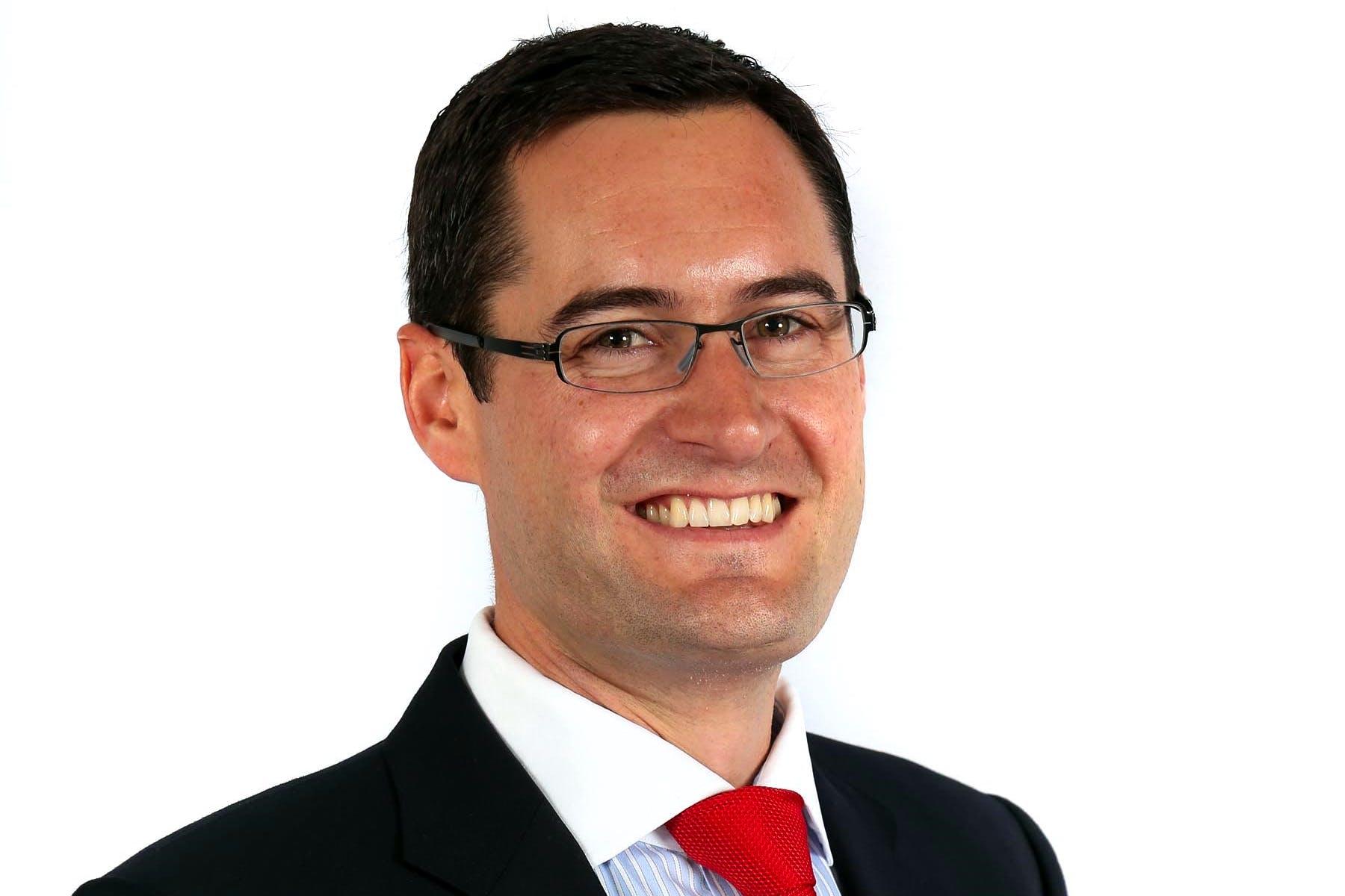 Simon Adcock HSBC
