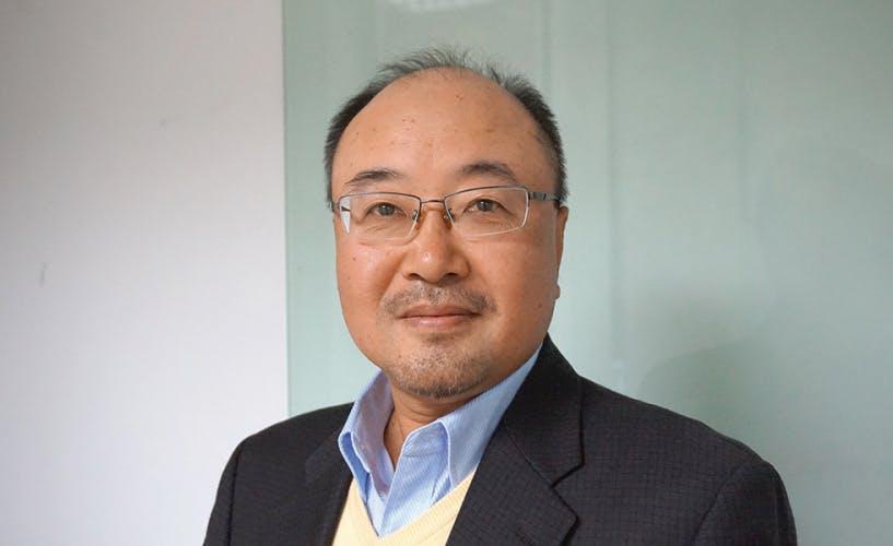 Gordon Liu, GC of Dell China