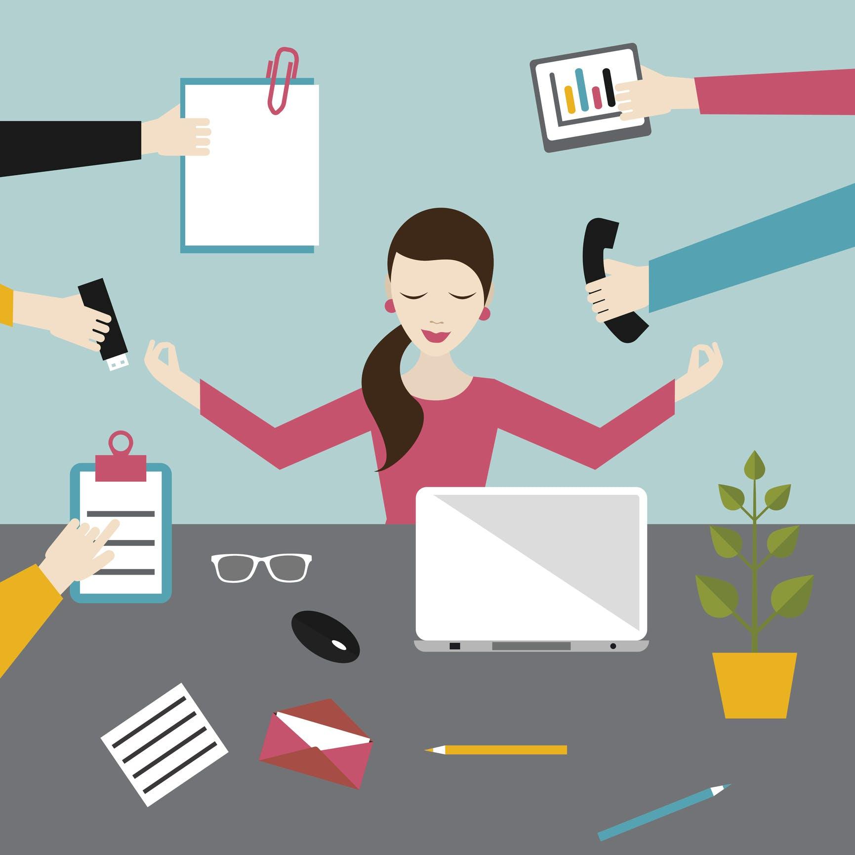 workspace trends, wellbeing