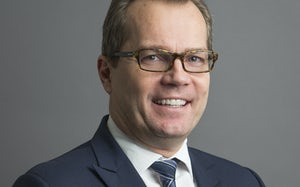 Jan Heuvels, senior partner Ince & Co, for case study on Ince & Co agile working