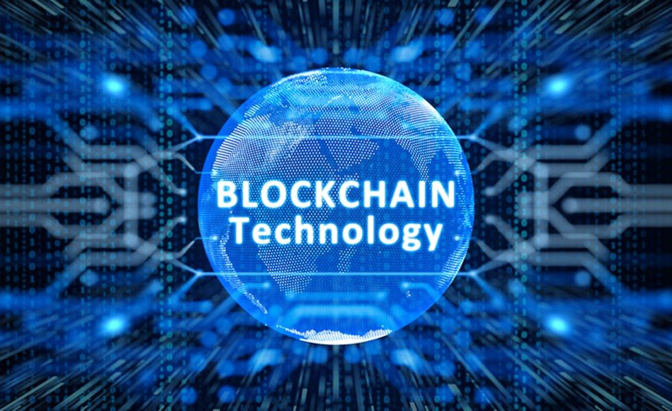 Blockchain technology, digital data safety