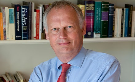 Ben Staveley, ex-Freshfields partner, The Lawyer e-learning contract drafting course leader