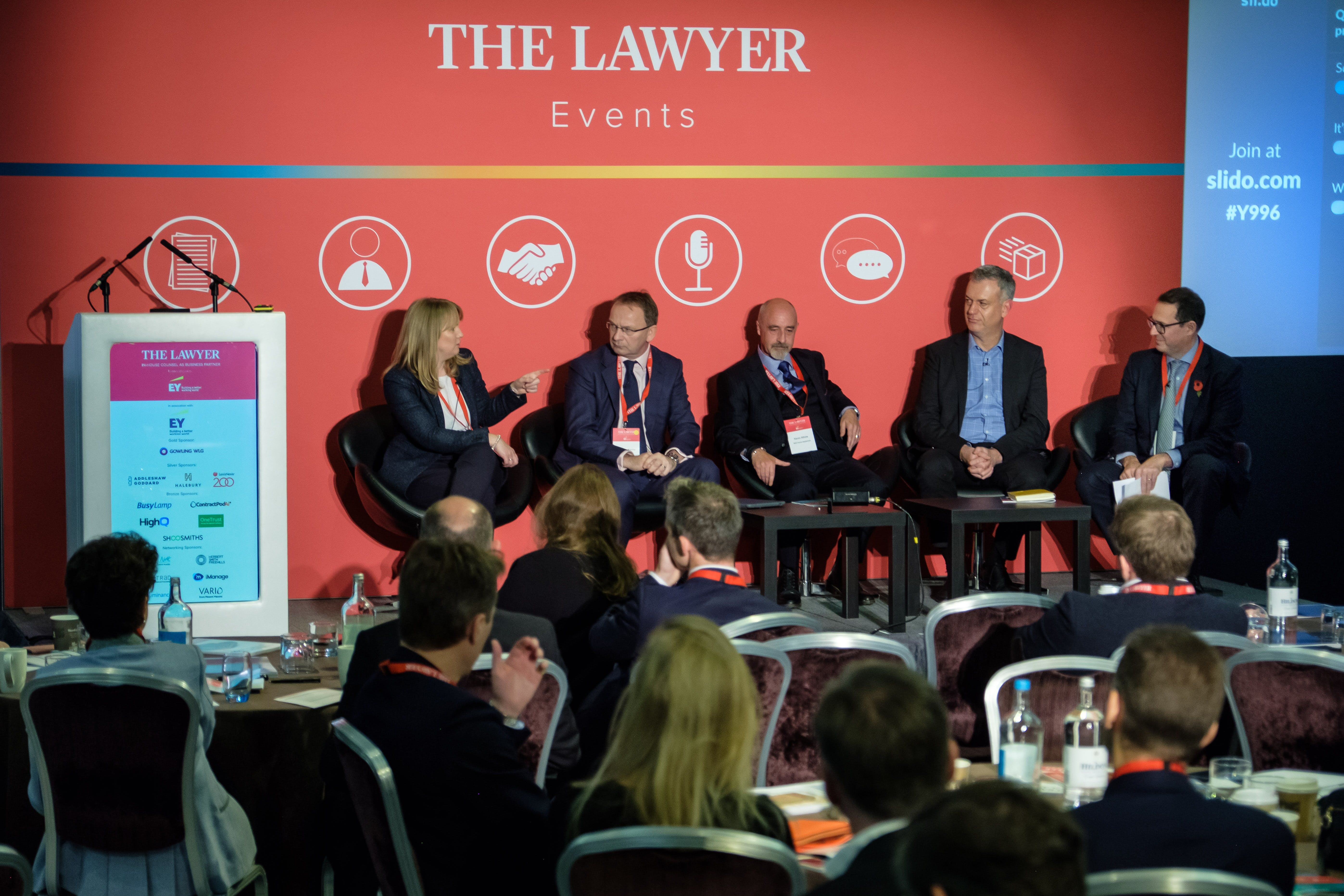 In-house Counsel as Business Partner conference 2019