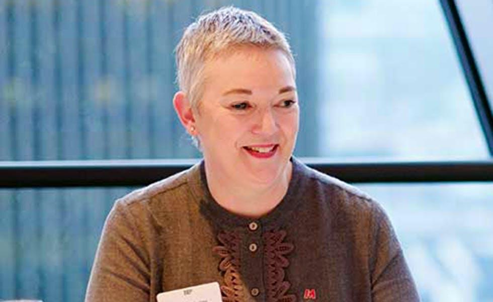 Sally-Ann James, Metro Bank
