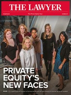 The Lawyer Private Equity issue front cover