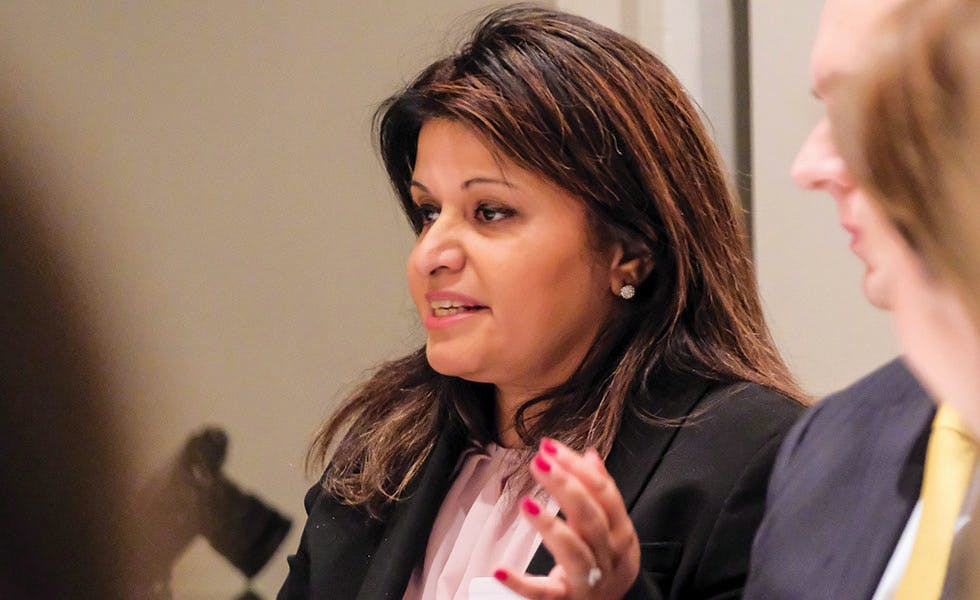 Kavita Singh, MRC Global, lawyers and business ethics, GC2B roundtable
