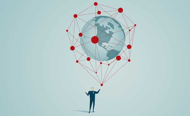 Globe network