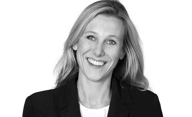 Elizabeth Bradley, head of corporate tax group, BLP