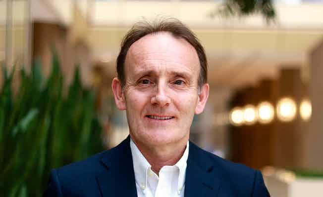 Peter Dickinson, Mitie