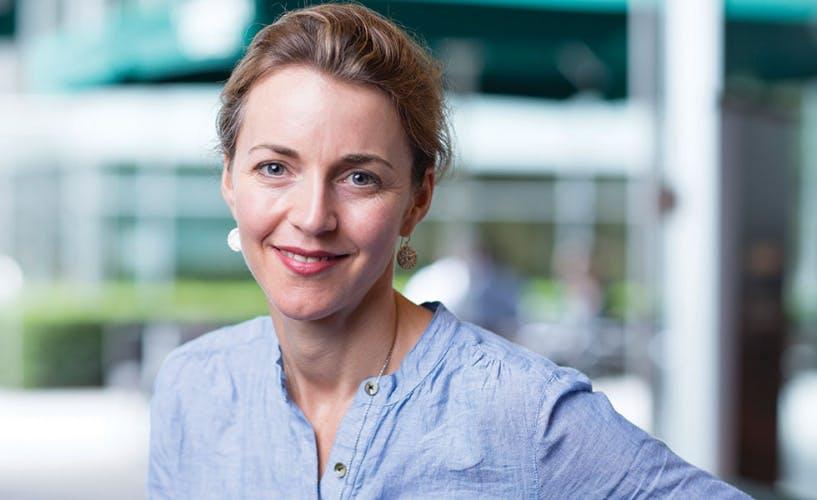Mary Geraghty, Starbucks