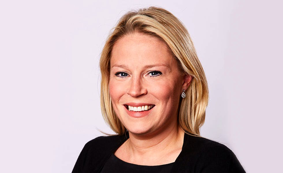 Amy Jacks, DLA Piper