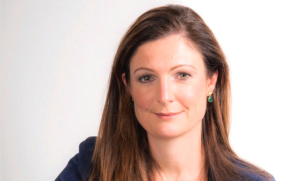 Katherine Moir, Clifford Chance