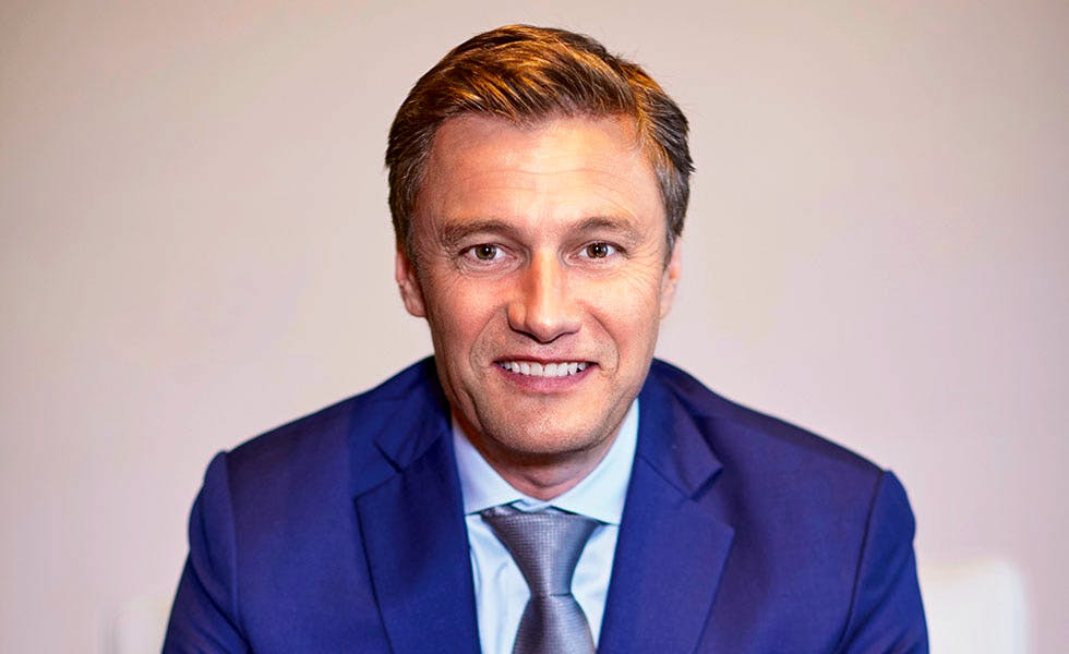 Picture of Lee Ranson, Eversheds Sutherland, to illustrate The Lawyer Hot 100 Career Quiz with Lee Ranson, Eversheds Sutherland career