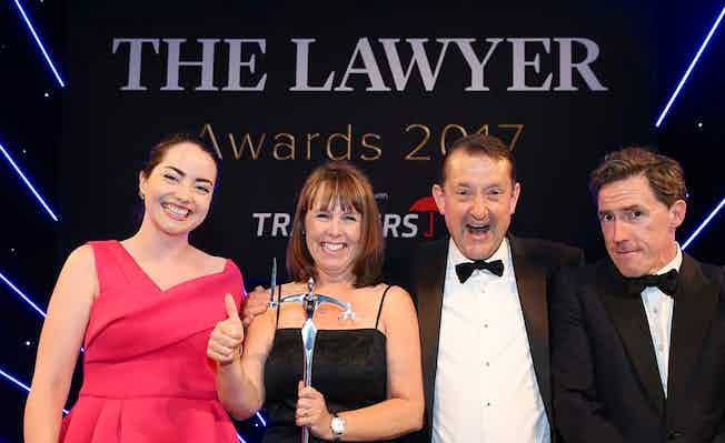 Wright Hassall, The Lawyer Regional Firm of the Year 2017