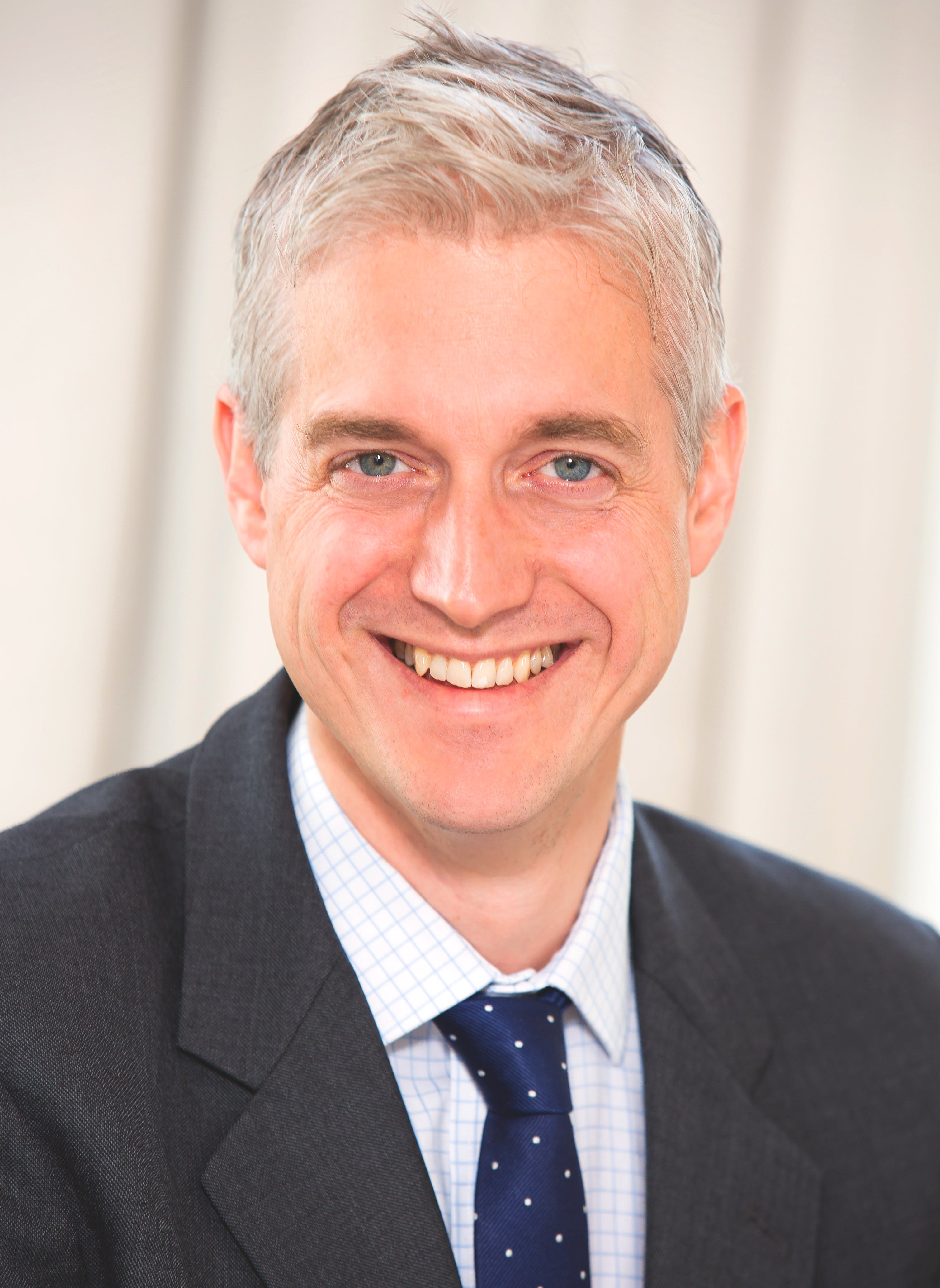 Picture of Jonathan Haley to illustrate promotion and associates making partner