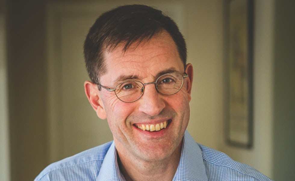photo of Jonathan Calow, in-house lawyer, Care UK
