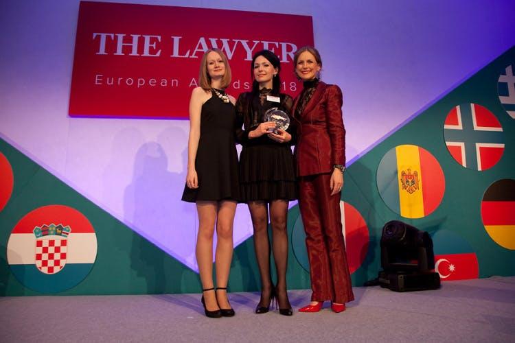 European Awards 2018
