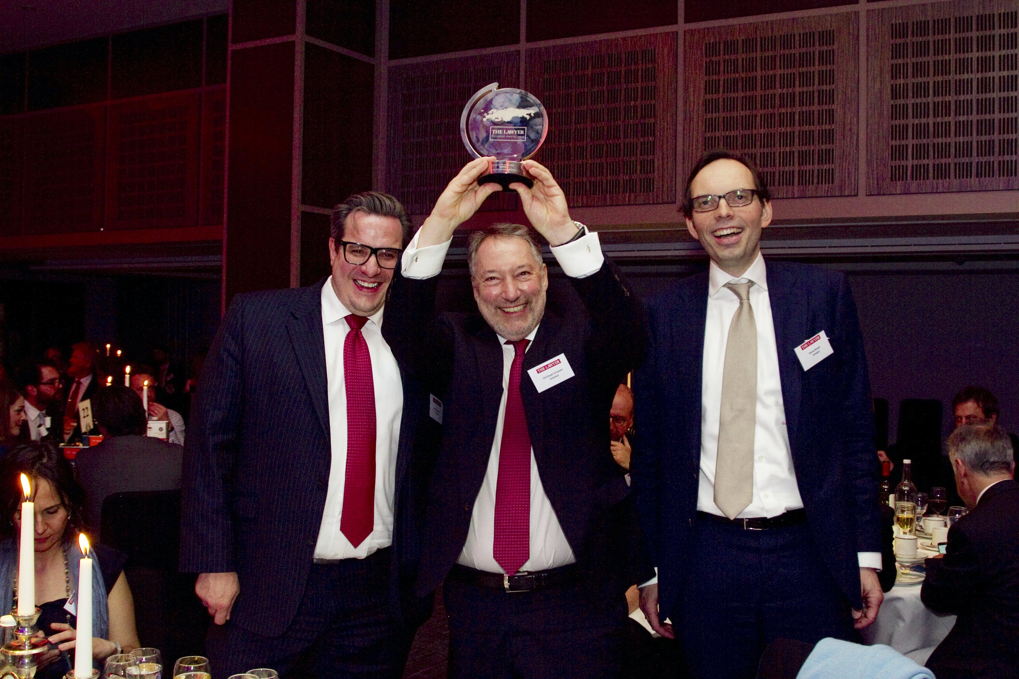 TL European Awards 2018