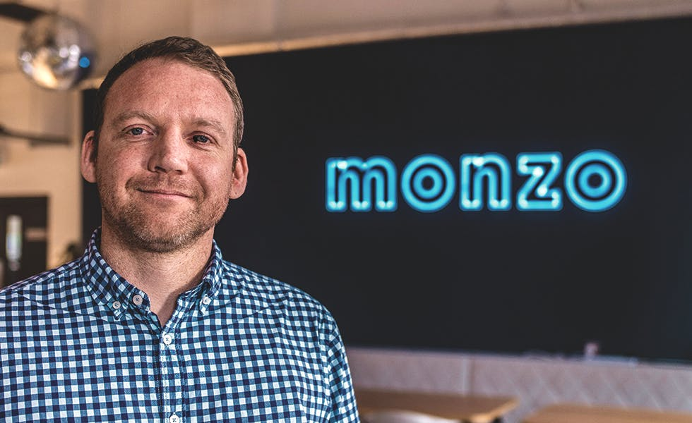 Photo of Dean Nash, monzo bank general counsel