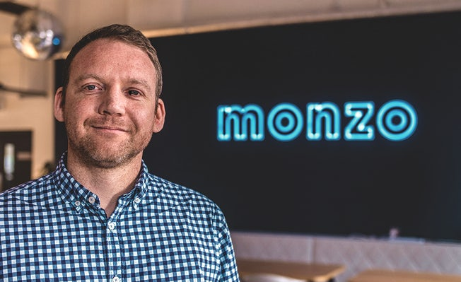 Monzo Bank general counsel: how I keep up with 'crazy' business growth