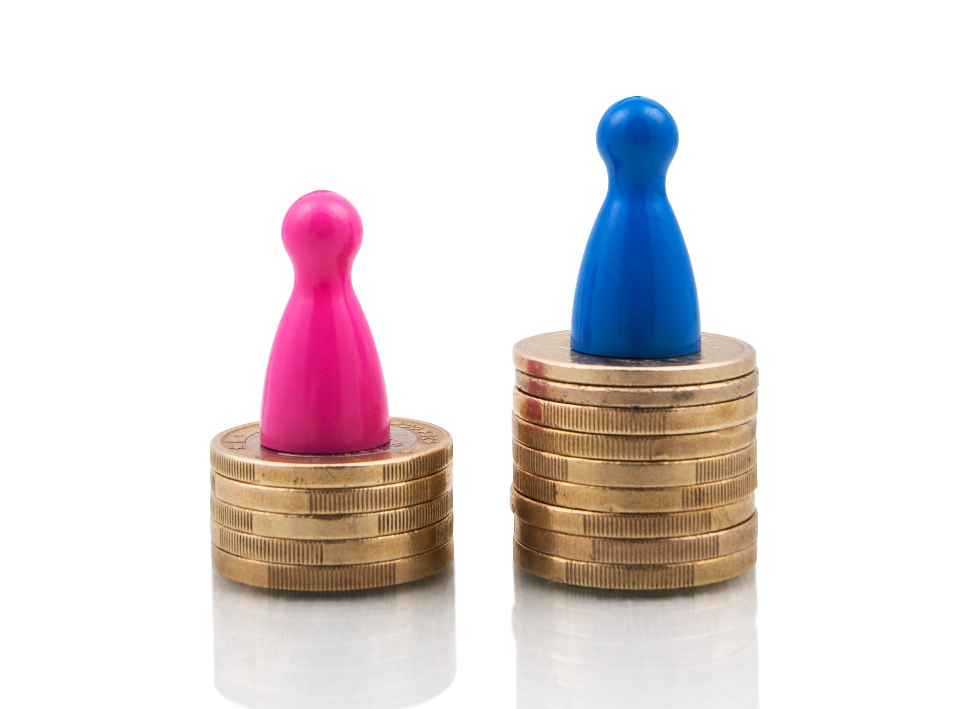 male, female, Gender pay gap
