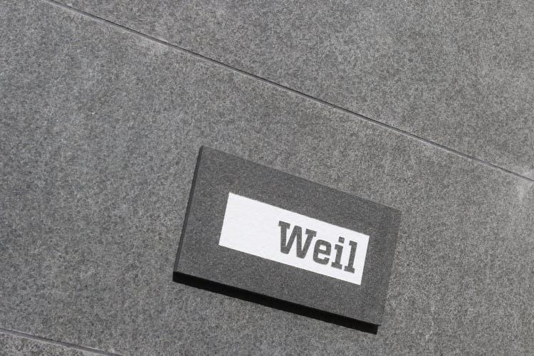 Weil Gotshal & Manges