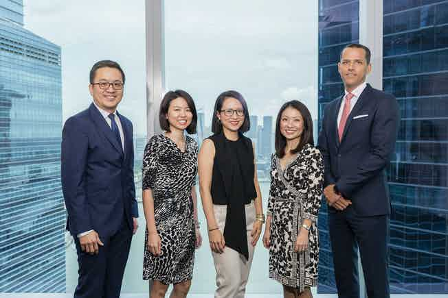 Clifford Chance Singapore
