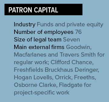 Patron-Capital
