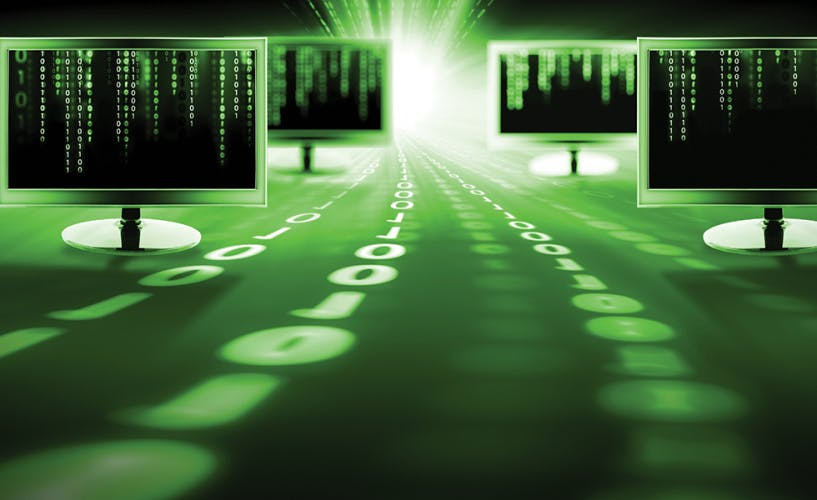 Photo, article in The Lawyer, 'Expect new data service models to emerge'